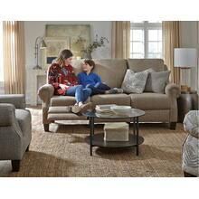 Double Reclining Power Loveseat with Pilloss