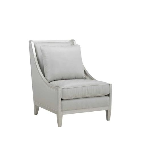 Harper Bezel Accent Chair