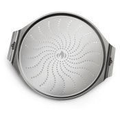 """14""""(35.5cm) Stainless Steel Pizza Pan"""