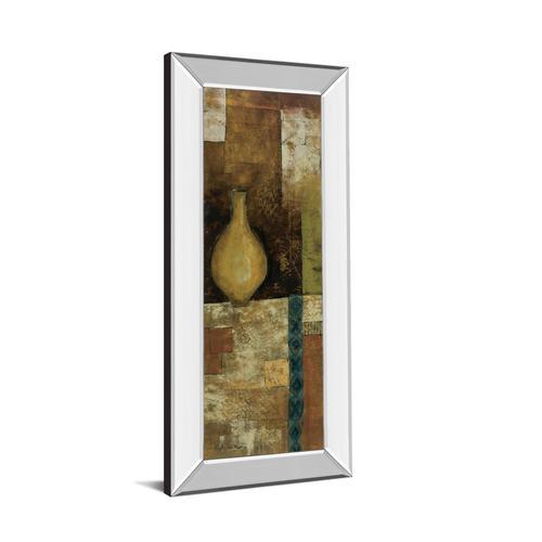 """Autumn Solitude I"" By John Kime Mirror Framed Print Wall Art"
