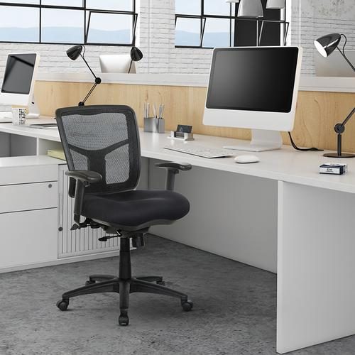 Office Star - Progrid Mesh Mid-back Chair