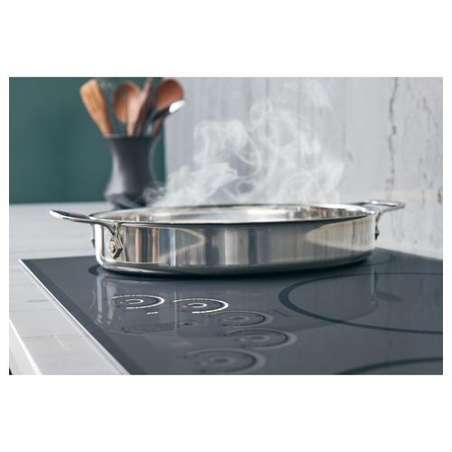 """Cafe - Café™ 30"""" Smart Touch-Control Induction Cooktop"""