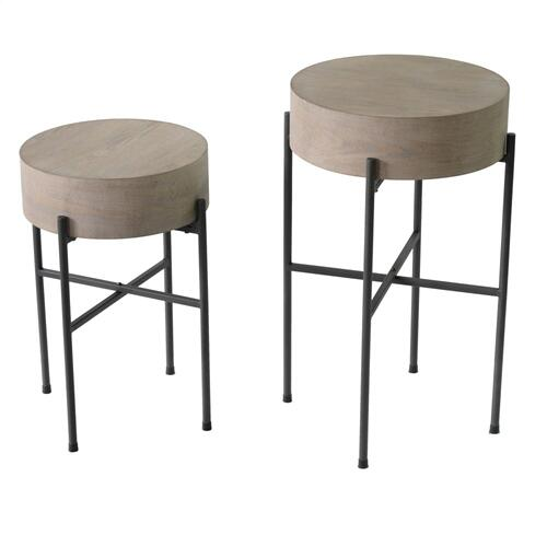 Normandy Set of Accent Tables