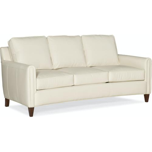 Bradington Young Weiss Stationary Sofa 8-Way Tie 513-95