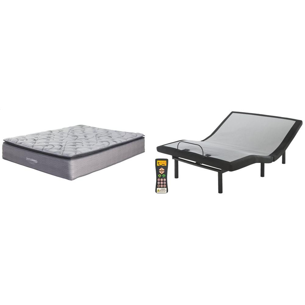 See Details - Curacao Queen Mattress and Adjustable Base