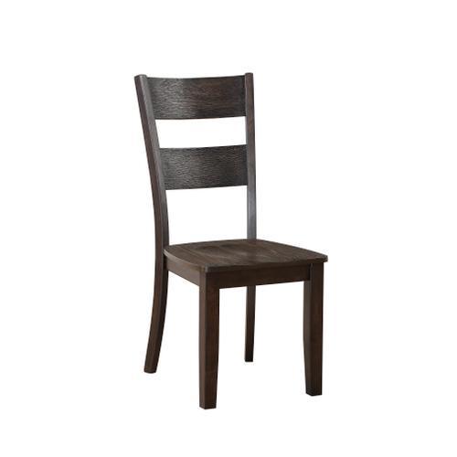 Merrill Creek Dining Chair, Dark Brown 8204-521-s