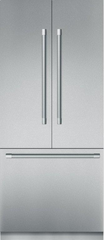 Built-in French Door Bottom Freezer 36'' Professional T36BT925NS