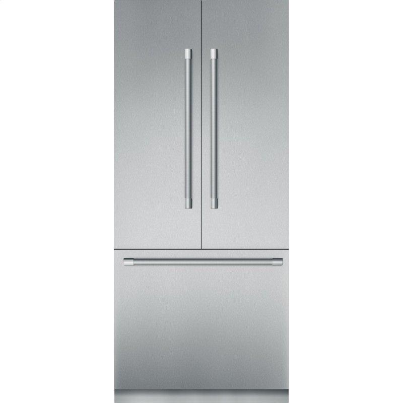 Thermador Built-in French Door Bottom Freezer 36in. Professional