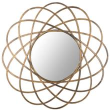See Details - Galaxy Wall Mirror - Antique Gold