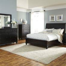 View Product - Queen Storage Bed, Dresser & Mirror