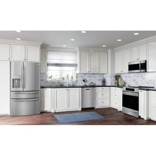 Frigidaire Canada - Frigidaire Gallery 30'' Front Control Induction Range with Air Fry