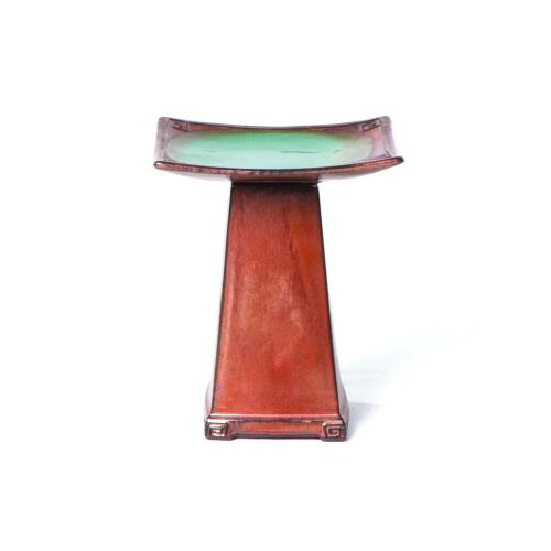 Zen Birdbath, Copper (2 per carton)