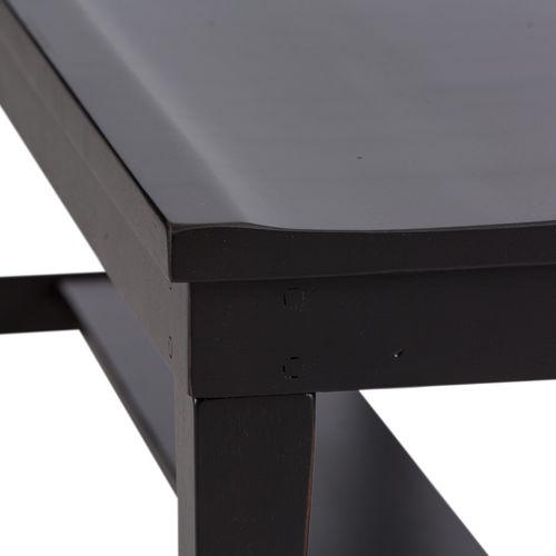 Liberty Furniture Industries - Bench - Black (RTA)