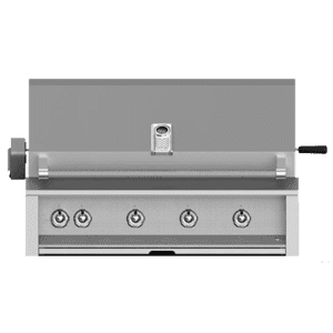 "42"" Aspire Built-In Grill with Rotisserie - E_BR Series - Prince"