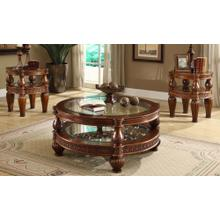 See Details - 3pc Coffee Table Set