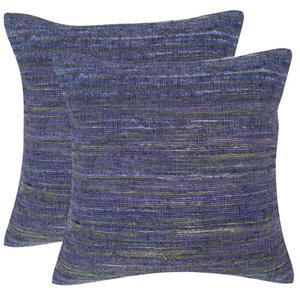 Eloise Pillow - Dark Orchid
