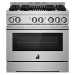 Jenn-AirJenn-Air RISE 36&quot Gas Professional-Style Range with Grill