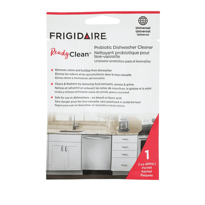 Frigidaire ReadyClean™ Probiotic Dishwasher Cleaner