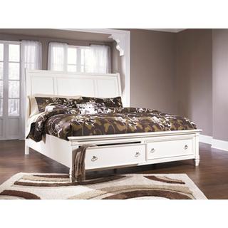 Prentice Queen Storage Bedframe