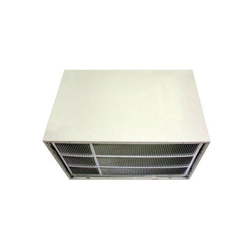 LG - Thru-the-Wall Air Conditioner Wall Sleeve with Stamped Aluminum Grille