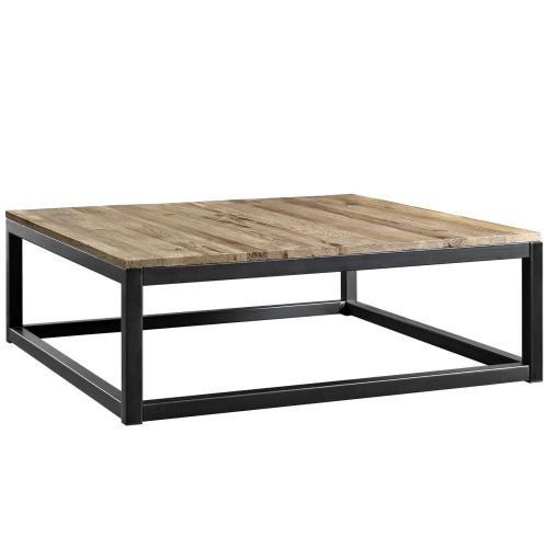 Attune Large Coffee Table in Brown