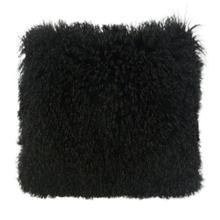 See Details - Tibetan Sheep Black Large Pillow