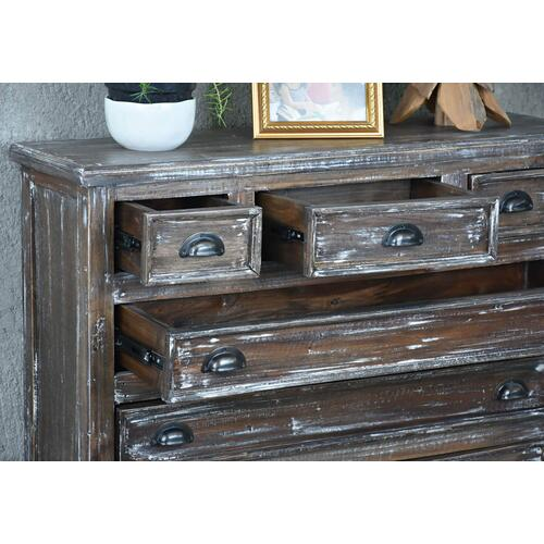 Sunset Trading - Chest - Distressed White
