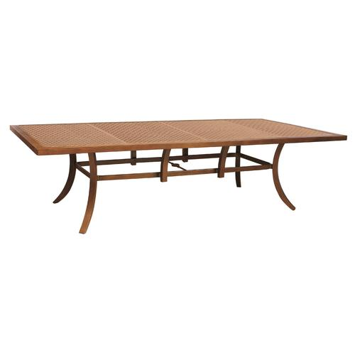 """Castelle - 108"""" Classical Rectangular Dining Table"""