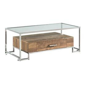 Matrix Rectangle Storage Coffee Table