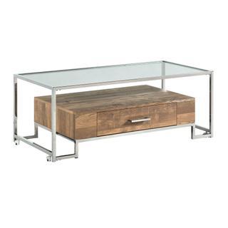Matrix Rectangle Storage Coffee Table