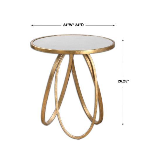 Montrez Side Table