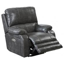 See Details - Power Headrest Power Lay Flat Recliner
