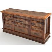 Heritage Gunnison 4 Door 3 Drawer Buffet Product Image