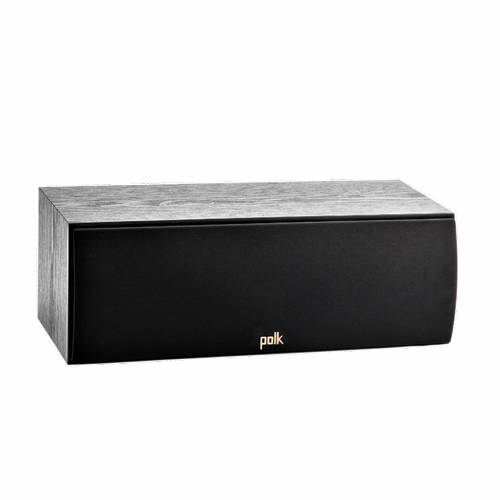 Home Theater and Music Center-Channel Speaker in Black