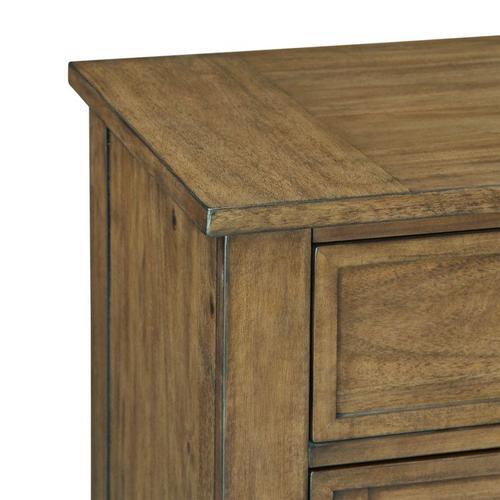 Standard Furniture - Vintage Sideboard, Honey Oak