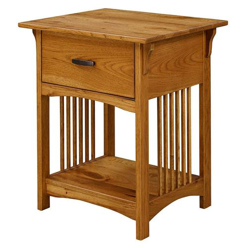 Country Classic Collection - Mission Nightstand