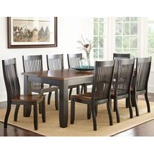 Lawton 9 Piece Set (Table & 8 Side Chairs)