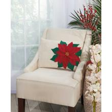 """Home for the Holiday L1893 Natural 14"""" X 20"""" Throw Pillow"""