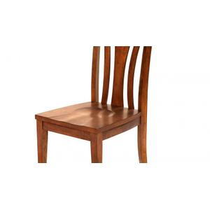 A America - Side Chair Wood Seat