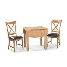 See Details - Family Dining Drop Leaf Table