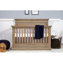 Claremont 4-in-1 Convertible Crib in Driftwood