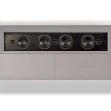 See Details - LCR Soundbar for Chameleon Cabinets, Twin-Width