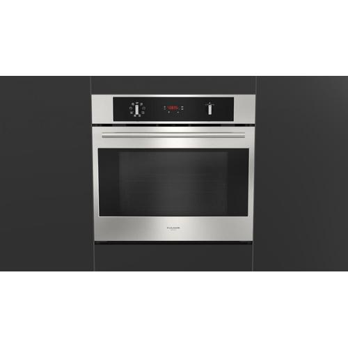 """30"""" Self-cleaning Oven"""