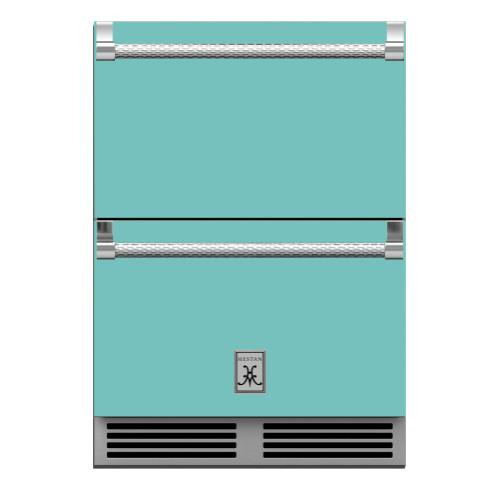 "24"" Hestan Outdoor Refrigerator Drawers - GRR Series - Bora-bora"
