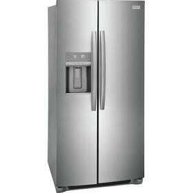Frigidaire Gallery 22.3 Cu. Ft. 33'' Standard Depth Side by Side Refrigerator