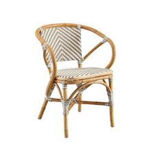 See Details - Gray Pearl Bistro Chair