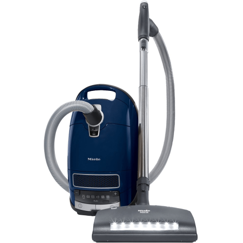 Complete C3 Marin PowerLine - SGJE0 - canister vacuum cleaners with electrobrush for thorough cleaning of heavy-duty carpeting.