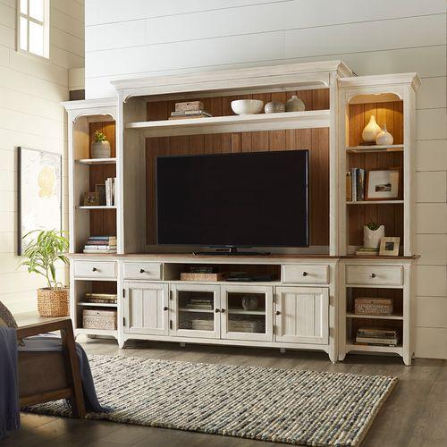 Product Image - Entertainment Center with Piers