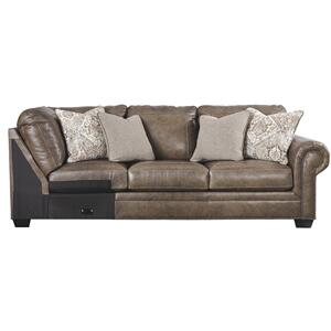 Roleson Right-arm Facing Sofa With Corner Wedge