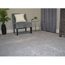 View Product - Luxury 40 oz and up bound plush carpet in assorted neutral colors with Action Back.